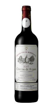 Chateau de Seguin Bordeaux Superieur 10
